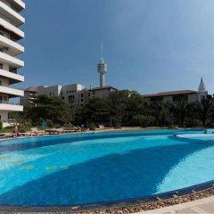 Отель View Talay 3 Beach Apartments Таиланд, Паттайя - отзывы, цены и фото номеров - забронировать отель View Talay 3 Beach Apartments онлайн бассейн фото 3
