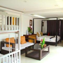 Отель Miracle House 3* Номер Делюкс с различными типами кроватей фото 4