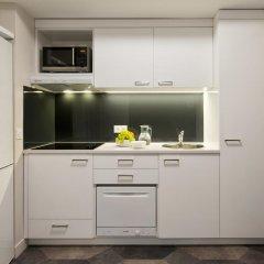 Отель Citadines Trocadéro Paris 3* Улучшенные апартаменты с различными типами кроватей фото 8