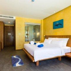 Отель Coriacea Boutique Resort 4* Номер Делюкс с двуспальной кроватью фото 5