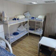 Люси-Отель Кровать в мужском общем номере с двухъярусной кроватью фото 5