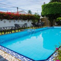 Отель Suriya Arana Шри-Ланка, Негомбо - отзывы, цены и фото номеров - забронировать отель Suriya Arana онлайн бассейн фото 2