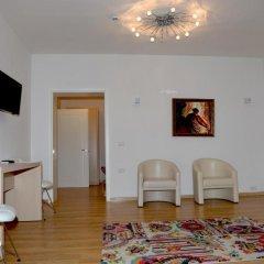 Отель Grand White City 3* Номер Делюкс с различными типами кроватей фото 4
