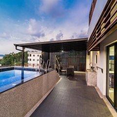 Отель Surin Sabai Condominium II Апартаменты фото 14