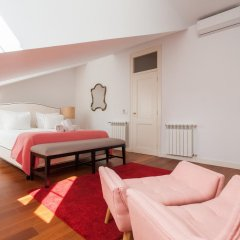 Отель Luxury Suites Liberdade Апартаменты с различными типами кроватей фото 5