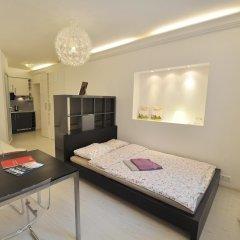 Апартаменты Four Squares Apartments on Tverskaya Студия с различными типами кроватей