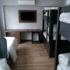 Отель Cheers Lighthouse 3* Кровать в общем номере с двухъярусной кроватью фото 16