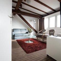 Olympia Hotel Zurich 3* Полулюкс с различными типами кроватей фото 16