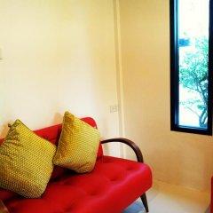 Отель Saphli Villa Beach Resort 2* Бунгало с различными типами кроватей фото 14