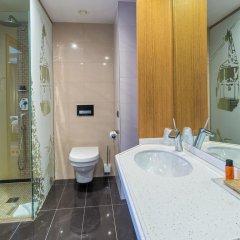 Отель Grand Nosalowy Dwór Польша, Закопане - отзывы, цены и фото номеров - забронировать отель Grand Nosalowy Dwór онлайн ванная
