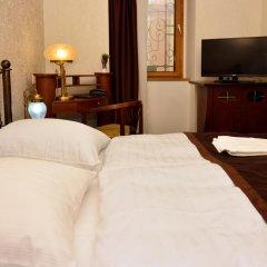 Отель Boutique Villa Mtiebi 4* Стандартный номер с двуспальной кроватью фото 14