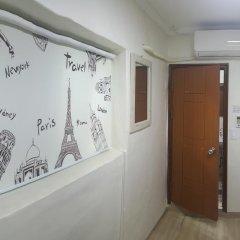 Отель Dongdaemun Neighbors Стандартный номер с различными типами кроватей фото 3