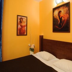 Мини-Отель Амстердам Номер Эконом разные типы кроватей фото 4