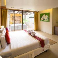 Отель Coconut Village Resort 4* Люкс с двуспальной кроватью фото 13