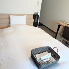 Toyama Chitetsu Hotel 2* Стандартный номер фото 4