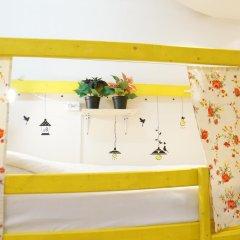 Отель Жилое помещение Скворечник Кровать в общем номере фото 6