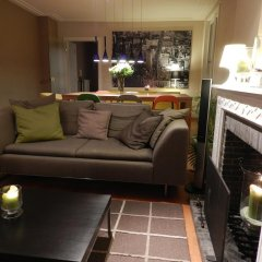 Апартаменты Apartment Het Blekershuys интерьер отеля
