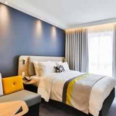 Отель Holiday Inn Express Karlsruhe - City Park 3* Стандартный номер с различными типами кроватей фото 3