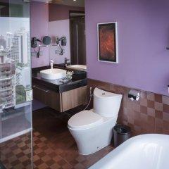 Отель The Continent Bangkok by Compass Hospitality 4* Номер категории Премиум с различными типами кроватей фото 20
