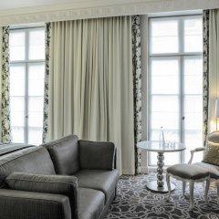 Отель Sofitel Paris Le Faubourg 5* Номер Премиум разные типы кроватей фото 12
