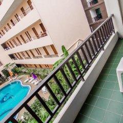 Отель Sutus Court 4 2* Стандартный номер с различными типами кроватей