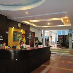 MT Hotel интерьер отеля фото 3