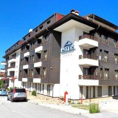 Отель Aspen Aparthotel Банско парковка