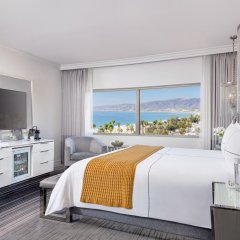 Отель Huntley Santa Monica Beach 4* Люкс повышенной комфортности с различными типами кроватей