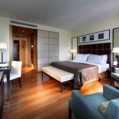 Отель Eurostars Grand Marina 5* Улучшенный номер с двуспальной кроватью фото 3