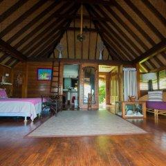 Отель Bora Bora Bungalove Французская Полинезия, Бора-Бора - отзывы, цены и фото номеров - забронировать отель Bora Bora Bungalove онлайн интерьер отеля
