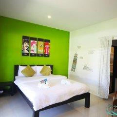 Отель Saphli Villa Beach Resort 2* Бунгало с различными типами кроватей фото 4
