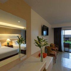 Отель Chanalai Garden Resort, Kata Beach 4* Улучшенный номер с двуспальной кроватью фото 2