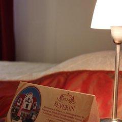 Гостевой Дом Вилла Северин Стандартный семейный номер с разными типами кроватей фото 36