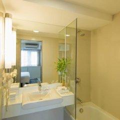 Quest Hotel & Conference Center - Cebu 3* Номер Делюкс с различными типами кроватей фото 7