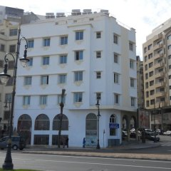 Отель Miramar Марокко, Танжер - отзывы, цены и фото номеров - забронировать отель Miramar онлайн вид на фасад фото 4
