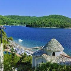 Adrina Beach Hotel пляж фото 2