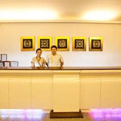 Курортный отель C&N Resort and Spa интерьер отеля фото 3