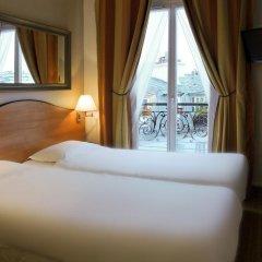 Отель Hôtel Eden Montmartre 3* Стандартный номер с различными типами кроватей