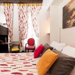 Отель Bersolys Saint-Germain Франция, Париж - отзывы, цены и фото номеров - забронировать отель Bersolys Saint-Germain онлайн комната для гостей фото 8