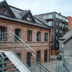 Апартаменты Central City Shared Apartments вид на фасад фото 2