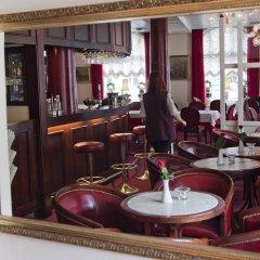 Park Hotel Aalborg гостиничный бар