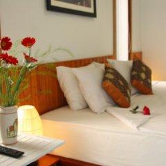 Отель Moc Vien Homestay Стандартный номер с различными типами кроватей