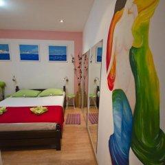 Апартаменты Studio Venera Семейная студия с двуспальной кроватью фото 41