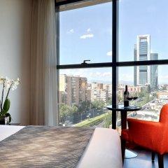 Hotel Vía Castellana 4* Стандартный номер с различными типами кроватей фото 2