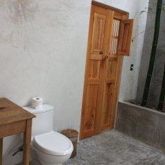 Отель Posada del Sol Tulum 3* Номер категории Эконом с различными типами кроватей фото 3