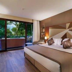 Отель Nirvana Lagoon Villas Suites & Spa 5* Люкс с различными типами кроватей фото 7