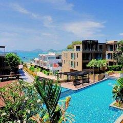 Отель Seaview At Cape Panwa Таиланд, Пхукет - отзывы, цены и фото номеров - забронировать отель Seaview At Cape Panwa онлайн бассейн фото 2