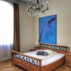 Hotel Pension Museum 3* Стандартный номер с двуспальной кроватью фото 10
