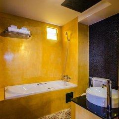 Отель Bhundhari Chaweng Beach Resort Koh Samui 4* Номер Делюкс с различными типами кроватей фото 6
