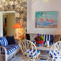 Отель Stella Maris Resort Club 3* Коттедж с различными типами кроватей фото 14
